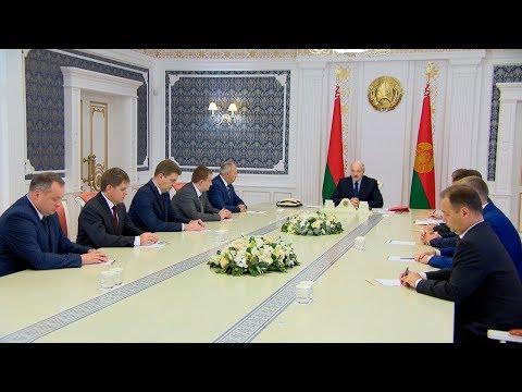 Лукашенко сменил руководство правительства, премьером назначен Румас