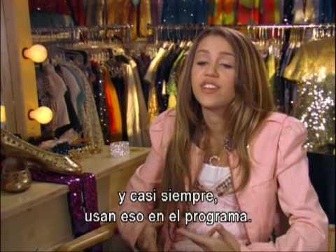 Miley Cyrus, su familia, y el elenco de Hannah Montana confiensan sobre la serie.