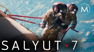 Nonton Salyut 7  The Most Daring Space Rescue You Ve Never Heard Of   Trailer  Hd    Magellantv Film Subtitle Indonesia Streaming Movie Download
