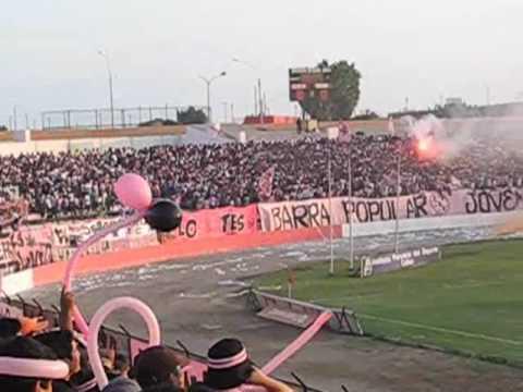 JUVENTUD (SBA) ROSADA - YO TE SIGO A TODAS PARTES - Barra Popular Juventud Rosada - Sport Boys
