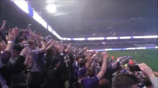 May 19, 2017 Constant Vanden Stock Stadium Brussels Atmosphere