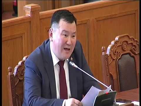 Л.Мөнхбаатар: Гүйцэтгэх ажилд тавих прокурорын хяналтыг сайжруулах хэрэгтэй