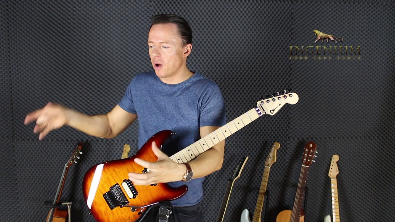 Accuracy IS speed – Guitar mastery lesson