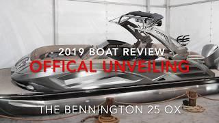 9. Bennington - 25QX - 2019 Review - Presented by Tony Hodge of Futrell Marine