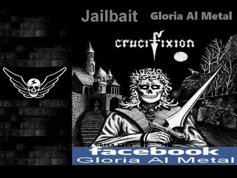 Crucifixion Jailbait  UK