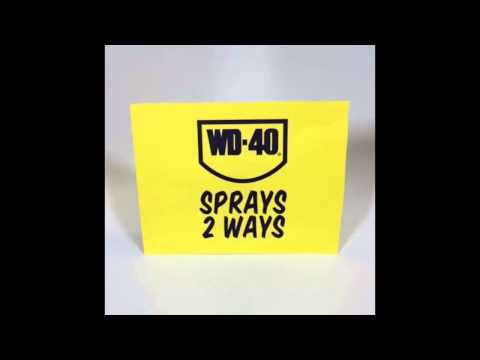 The WD-40 Smart Straw Sprays 2 Ways