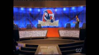 PLANET UNEARTH - CHANNEL 9 - THE FOOTY SHOW SKETCH