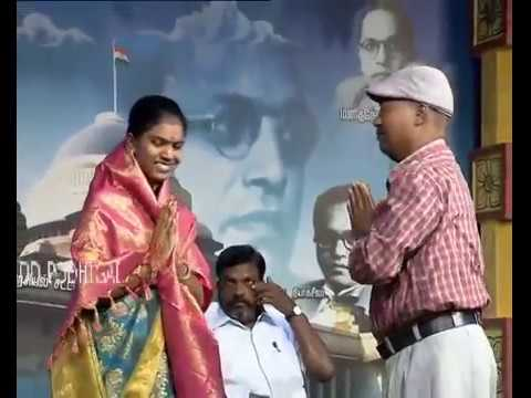 PATTI MANDRAM JUDGE Mr THOL THIRUMAVALAVAN(Program on Dr. B.R. Ambedkar)