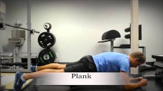 Exercise Index: Plank