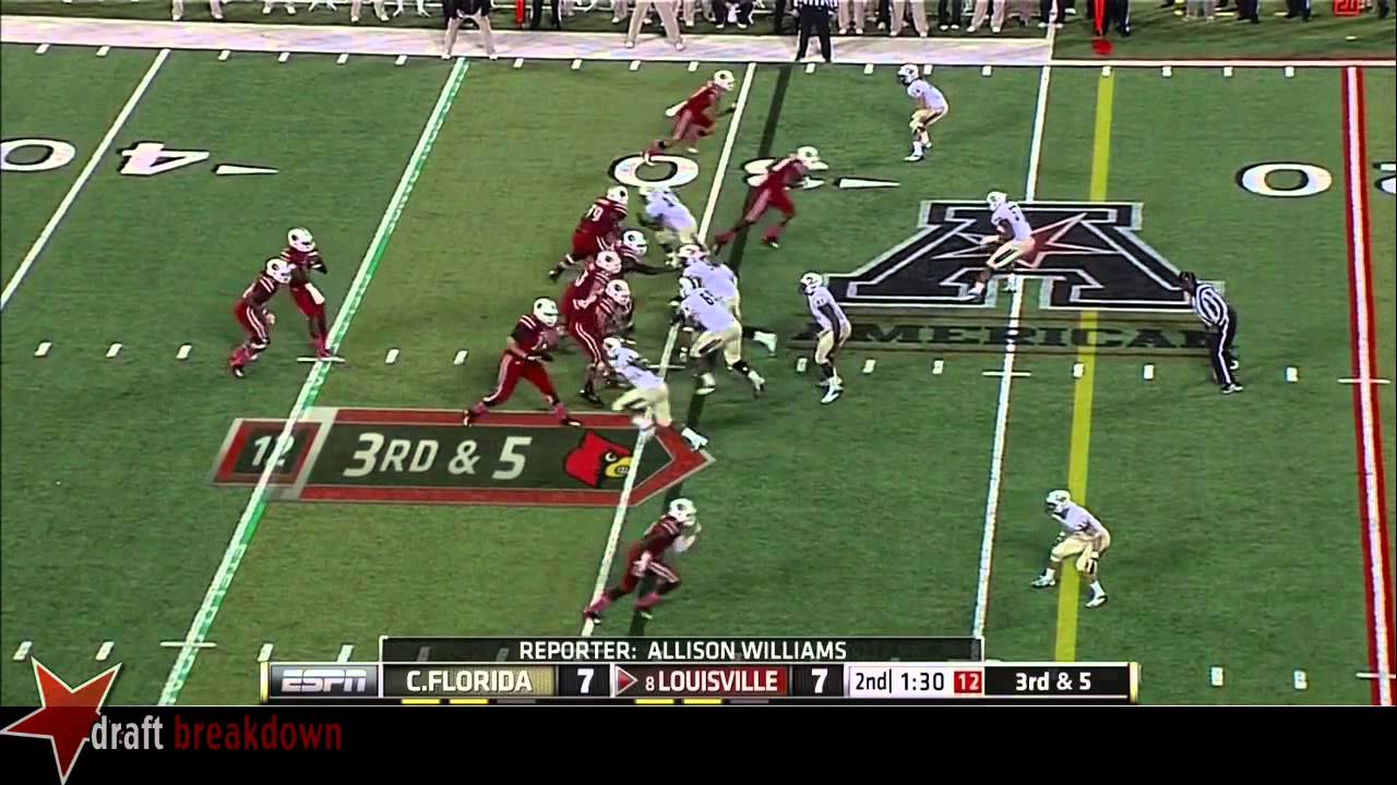 Jake Smith vs UCF (2013)