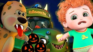 Video Wheels on the bus - Learn English with Songs for Children - Bundle of Joy MP3, 3GP, MP4, WEBM, AVI, FLV Oktober 2018