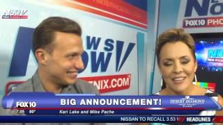FNN: Kari Lake Of Fox 10 Phoenix To Interview President Obama