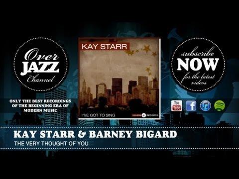 Tekst piosenki Kay Starr - The Very Thought of You po polsku