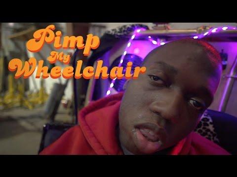 Video PIMP MY WHEELCHAIR download in MP3, 3GP, MP4, WEBM, AVI, FLV January 2017
