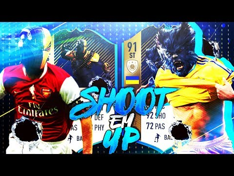 FIFA 18: SHOOT EM UP DISCARD ICON BATTLE VS SMEXY 🔥 Shevchenko VS Bergkamp 🔥 FIFA 18 deutsch