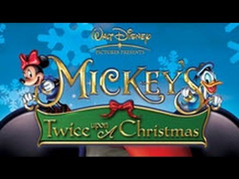 Christmas movies 2016 - 2004 Mickeys Twice Upon a Christmas