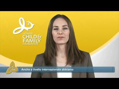 Lyoness Child & Family Foundation – National and International Projects – Italiano