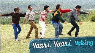 Yaari Yaari - Making Of The Song - Purani Jeans