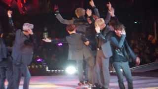 [Fancam] 131122 MAMA Mnet Asian Music awards --- EXO. Wolf
