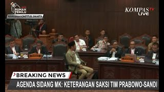 Video Hakim MK Minta Bukti, Tim Prabowo Minta Waktu MP3, 3GP, MP4, WEBM, AVI, FLV Juni 2019