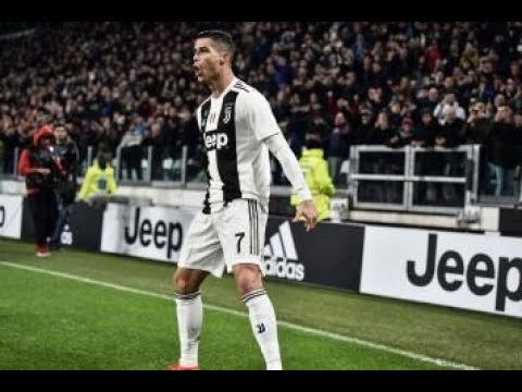 "Juventus Fans Shouted ""Siuuu"" To Celebrate The Goal With CR7"