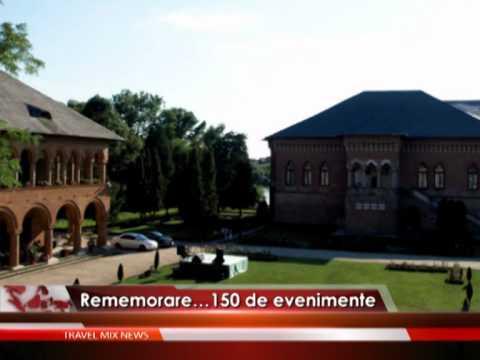 Rememorare 150 de evenimente, la Palatul Brâncovenesc din Mogoşoaia – VIDEO