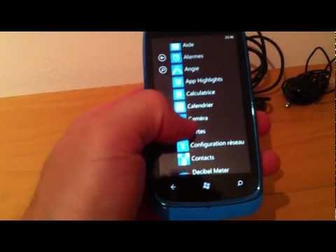 comment localiser un nokia lumia 610
