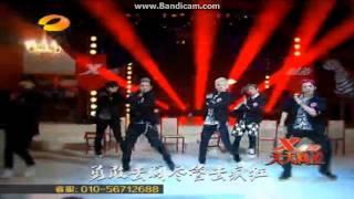 Video 131213 NU'EST-M Face (Chinese) Live on 天天向上 MP3, 3GP, MP4, WEBM, AVI, FLV Maret 2018