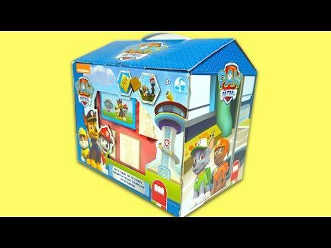 Щенячий патруль игровой набор для детского творчества - DomaVideo.Ru