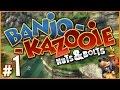 Banjo kazooie: Nuts Bolts My Favorite Game Part 1