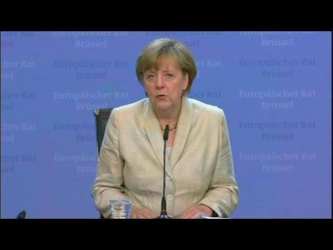Α. Μέρκελ: Γενναιόδωρη η πρόταση στην Ελλάδα