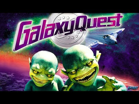 Blu Ray - Galaxy Quest Unboxing