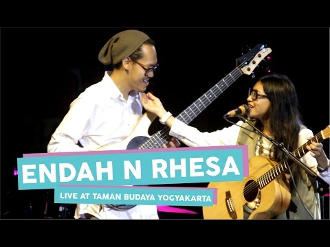 [HD] Endah N Rhesa - Wish You Were Here  (Live At Taman Budaya Yogyakarta, April 2017)