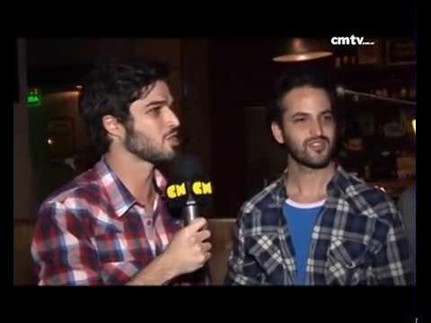 El Bordo video Entrevista - Hermanos - Septiembre 2014