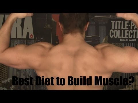 Best Diets to Build Muscle and Burn Fat