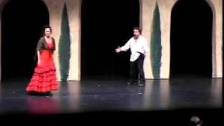 Act IV Don Jose-Carmen Duet