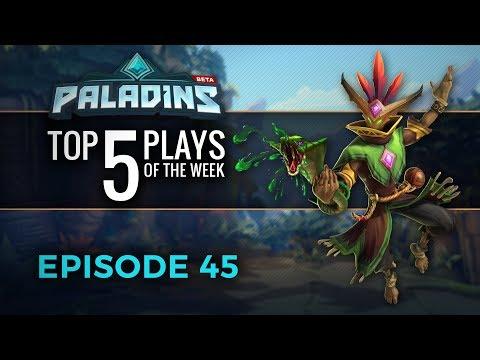 Paladins - Top 5 Plays #45