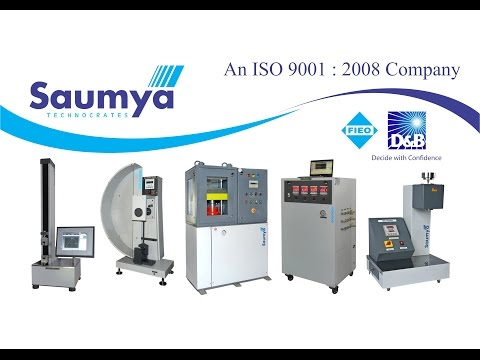 Sulphate Ash Content Tester