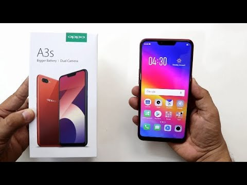 Oppo A3s Unboxing And Review I Hindi