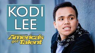 Video What AGT didn't tell you about Kodi Lee | America's Got Talent 2019 Season 14 MP3, 3GP, MP4, WEBM, AVI, FLV September 2019