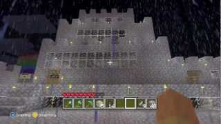 """Minecraft - Awesome Castle  """"Xbox Edition"""" Ep #7"""