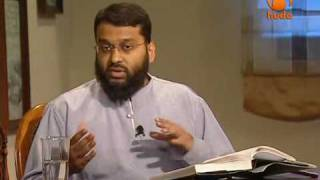 Sciences of the Qur'an -5- The Concept of Revelation - Sh. Yasir Qadhi