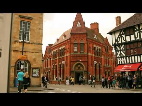 Stratford upon Avon Video