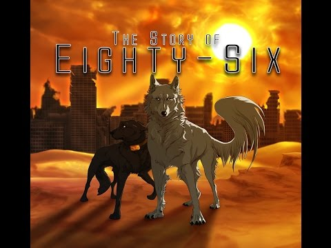 eightysix - An animation featuring a dream I had back in 2008. When I woke up, I wrote the details down so that I could do something with it in the future. 4 years later...