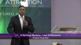 A Spiritual Mystery: The Law of Attraction