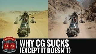 Video Why CG Sucks (Except It Doesn't) MP3, 3GP, MP4, WEBM, AVI, FLV Mei 2017