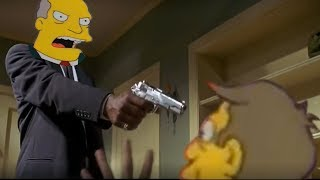 This Steamed Hams And Pulp Fiction Mashup Is Actually Amazing