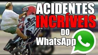 Acidentes Incríveis - Vídeos WhatsApp