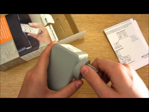 Belkin mini surge protector review