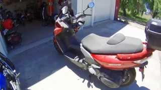 9. Kymco Xciting 500Ri Quick Fix.